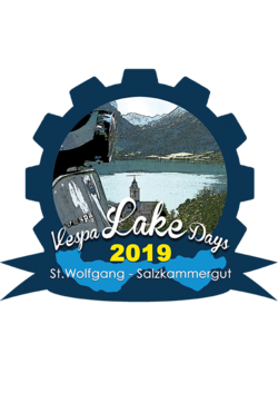 Vespa Lake Days 2019